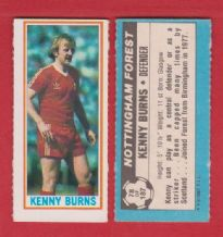 Nottingham Forest Kenny Burns 78